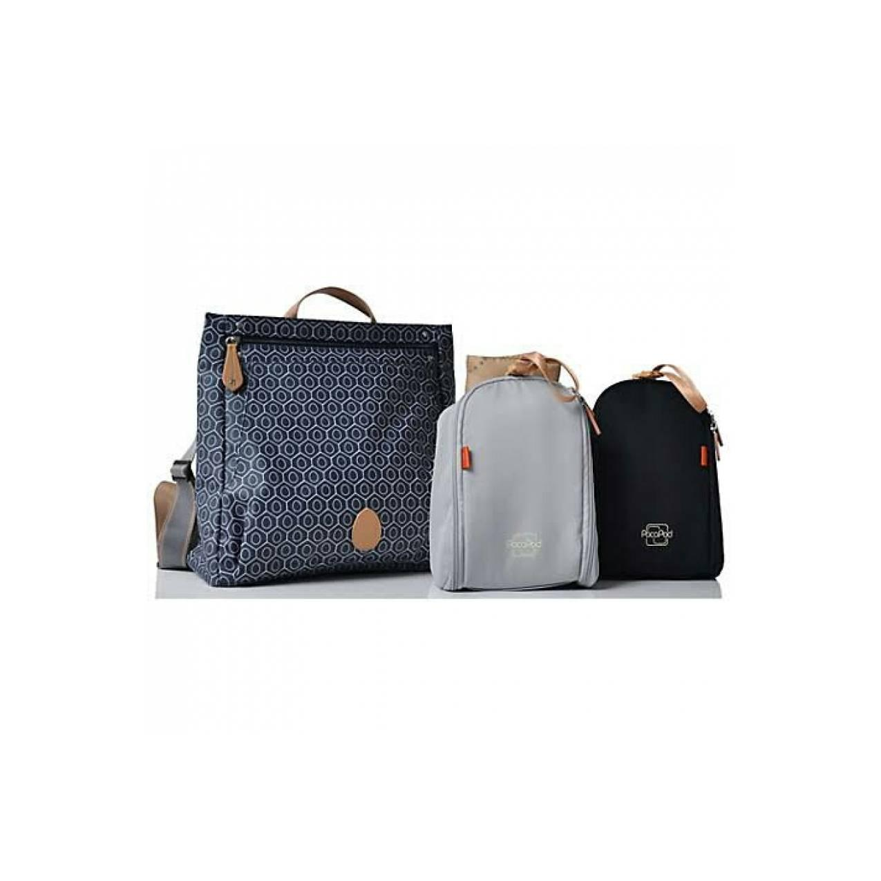 Pacapod diaper bag - Lewis