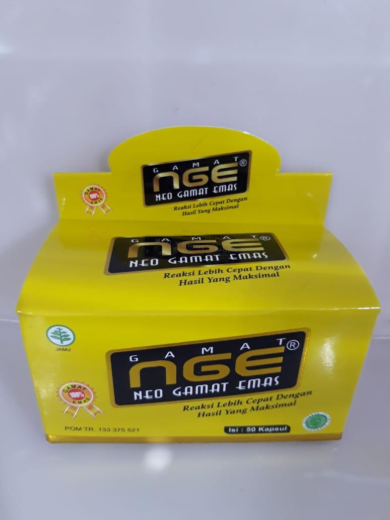 Buy Sell Cheapest Nge Kapsul 50 Best Quality Product Deals Neo Gamat Emas Isi 77
