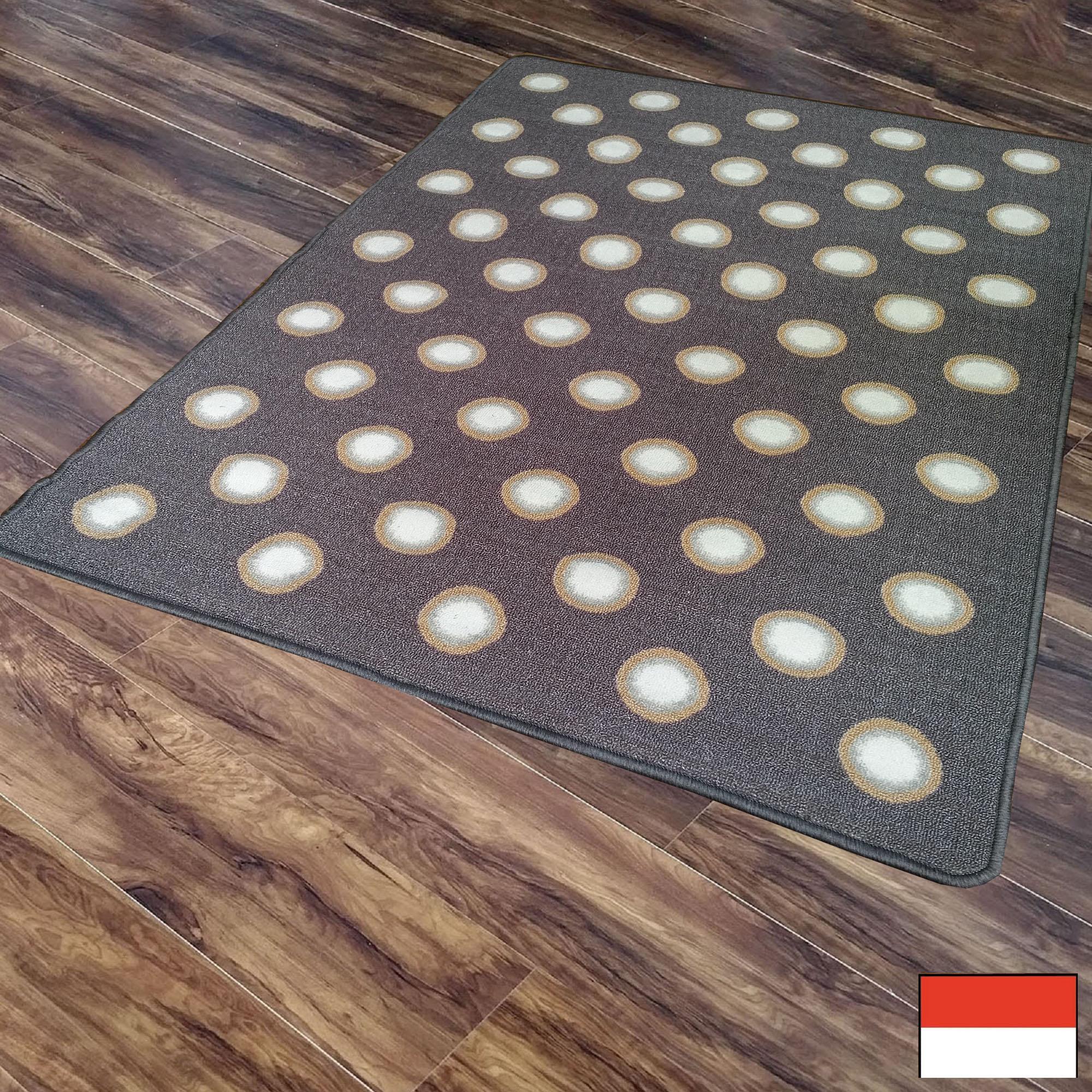 Tren-D-rugs Karpet Permadani Kamar Tidur / Ruang Tamu 100 cm x 140