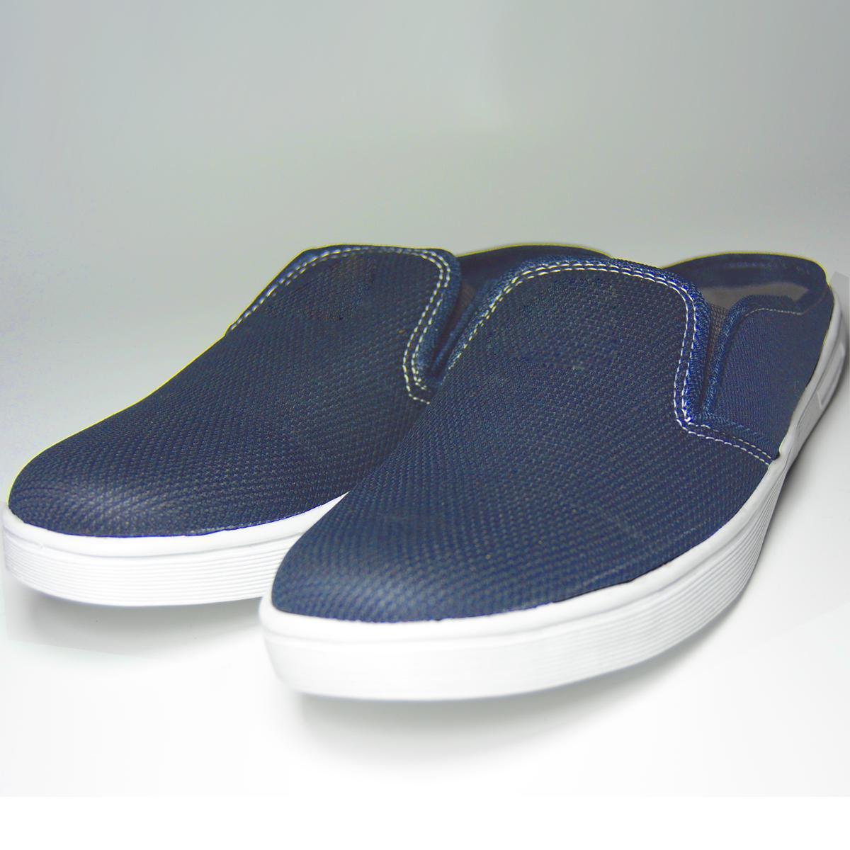 Harga Sepatu Pria Kets Sneakers Dan Kasual Dream Slip On Campare 005