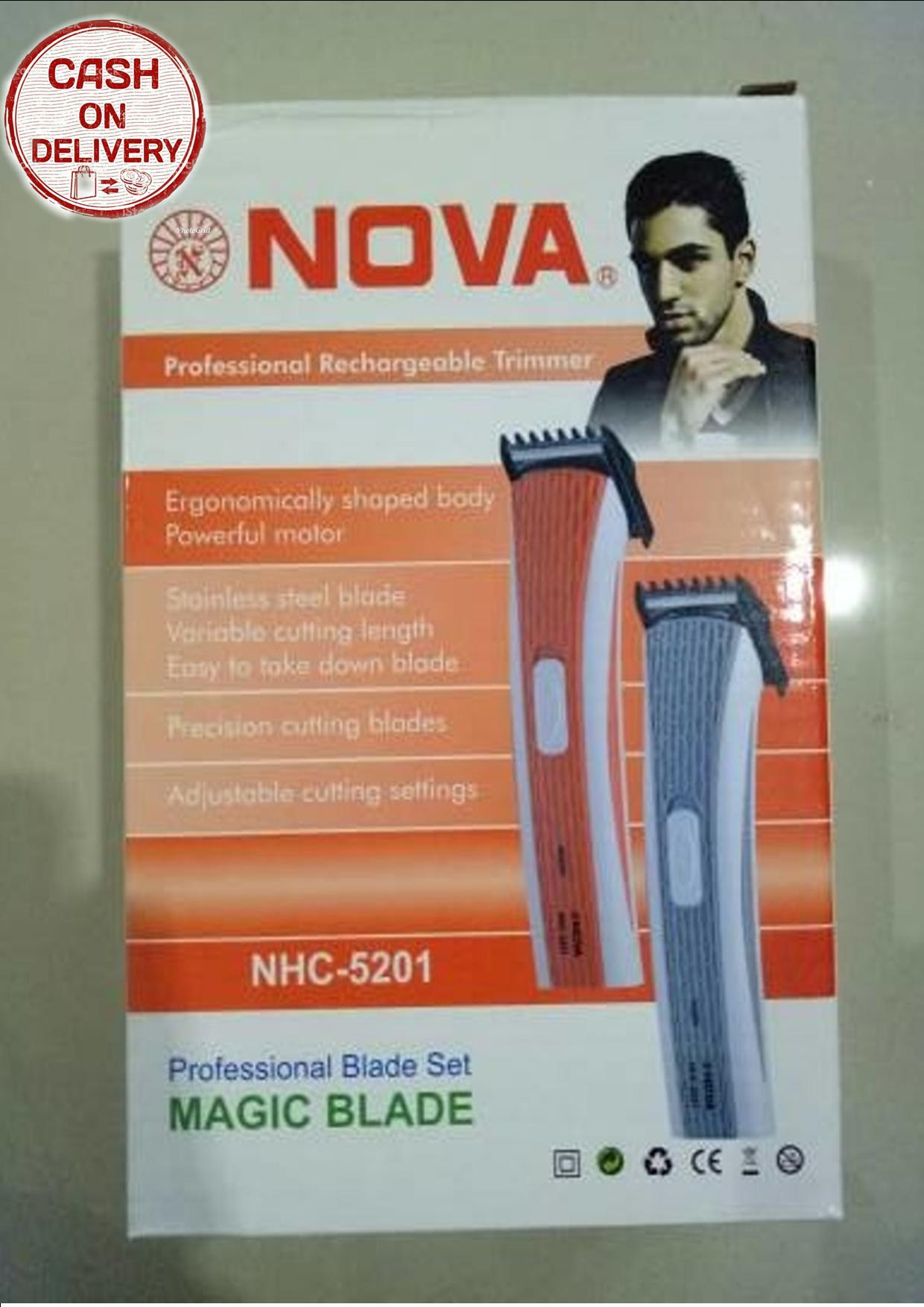 Daftar Harga Alat Cukur Rambut Murah Terupdate 2018 Bhinekashop Potong Mitsuyama Ms 5019 Sien Collection Nova Nhc 5201 Clipper