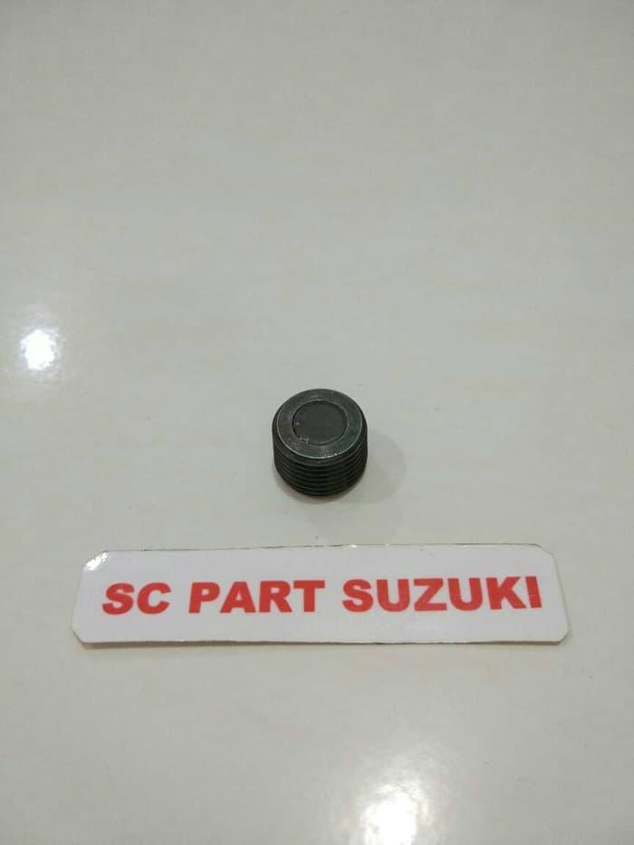 Baut pembuangan oli transmisi suzuki vitara/escudo/sidekick/fu