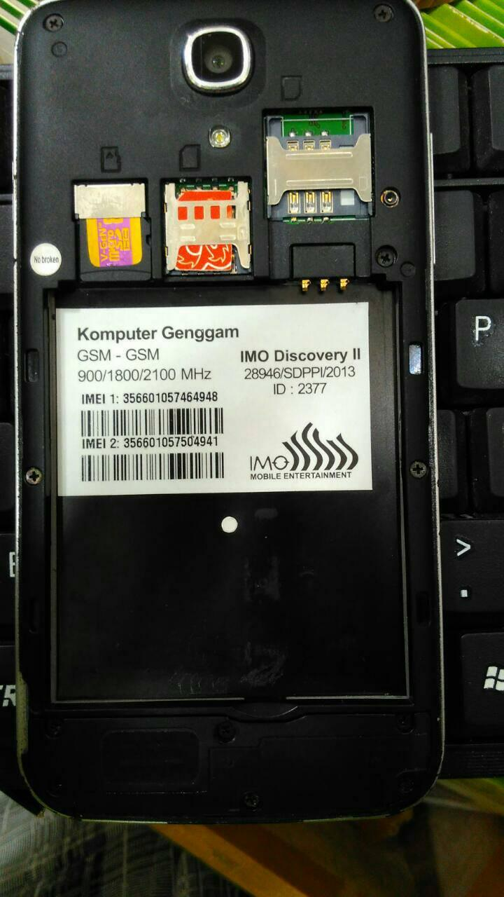 Baterai Batre Batere Battery IMO Discoveri 2 / II / disko 2 (Modif) G