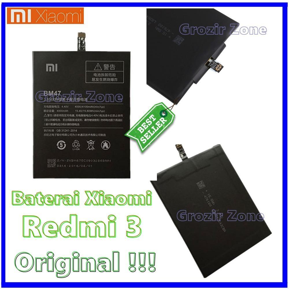 Jual Bm47 Bm Murah Garansi Dan Berkualitas Id Store Batre Baterai Xiaomi Redmi 4x 3s 3pro 47 Battery Original 3 Kapasitas 4000mahidr96450 Rp 96500