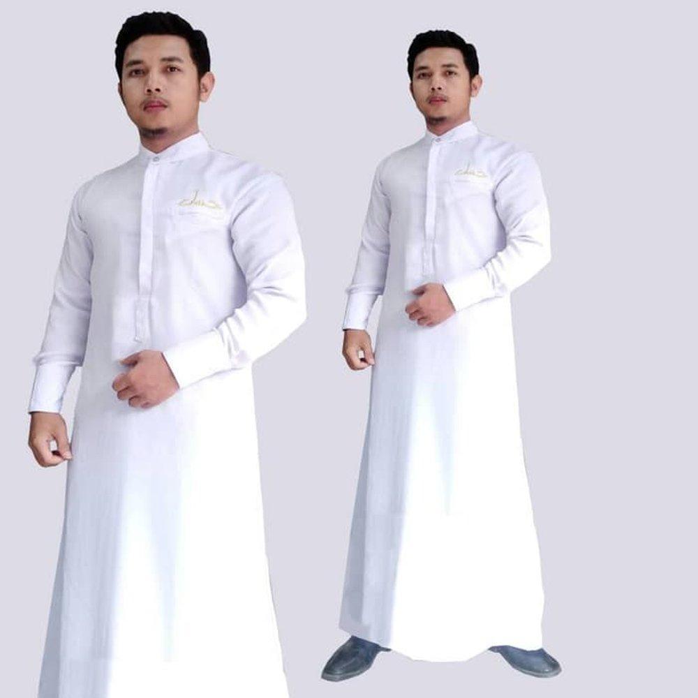 Jual Jubah Muslim HISAN  lazada.co.id