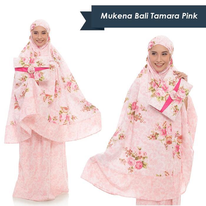 Perlengkapan Ibadah Mukena Bali Dewasa Cantik Berkualitas Model Terbaru32