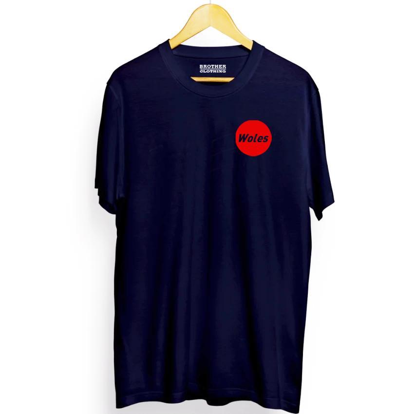 Do More Store Kaos Distro Pria Woles Circel Little Red Premium