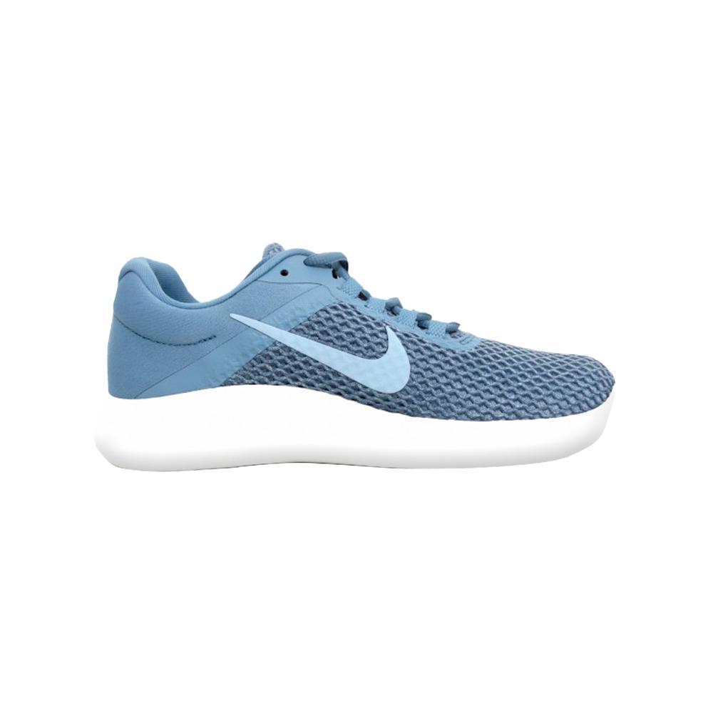 Sepatu Olahraga Senam Lari Gym Nike Lunar Converge Womens Running Shoes - Blue 908997400