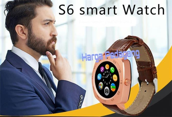 Promo - SmartWatch S6 Bluetooth GSM For Android & iOS