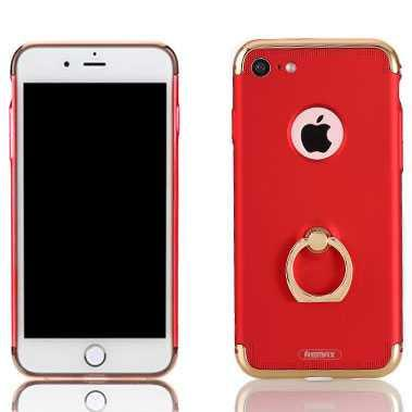 Best- seller / Remax Lock Series Case with iRing for iPhone 7/8/iPhone 7/Merah