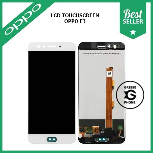 LCD Touchscreen Oppo F3