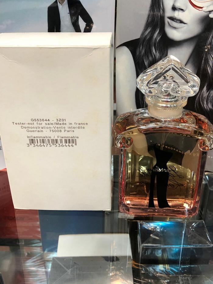 Original Parfum Guerlain La Petite Robe Noir Couture Tester Edp 100ml
