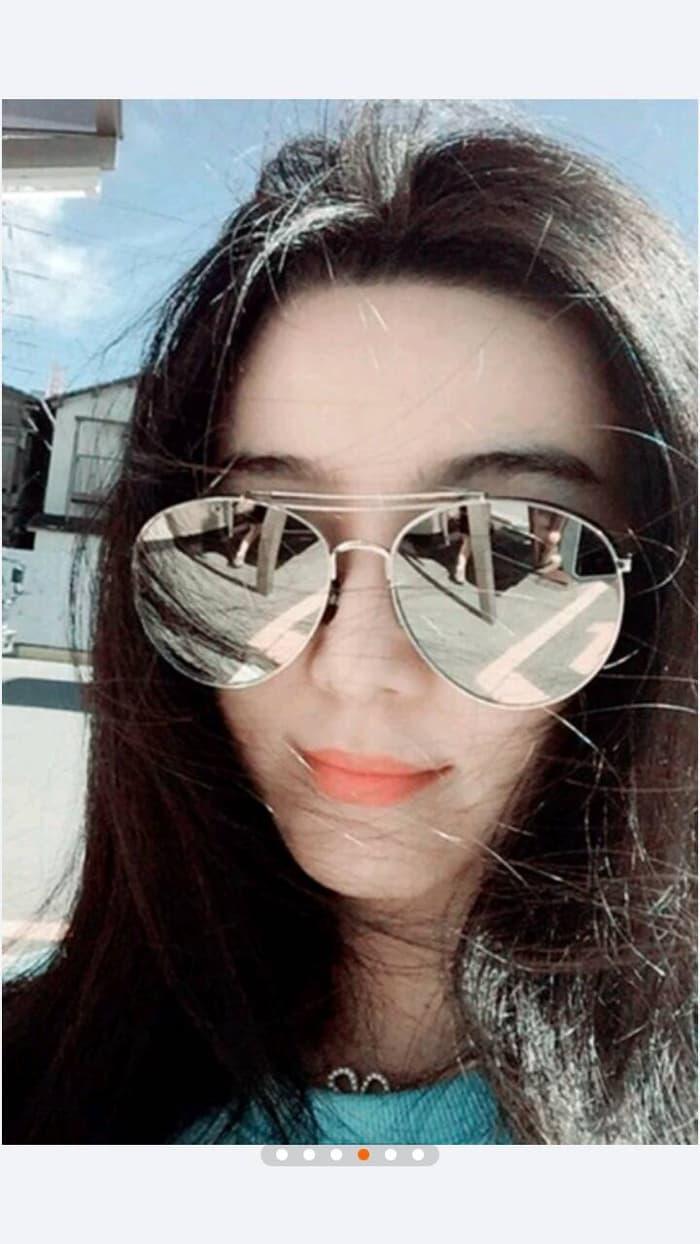 kacamata sunglasesse GM/thom aurel kc 95 silver