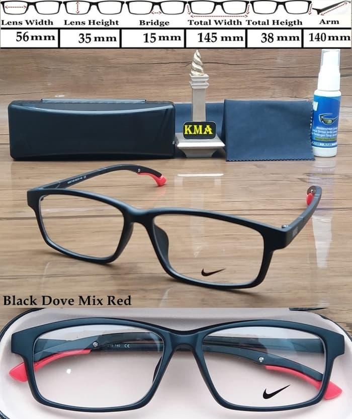 PALING LARIS frame nike kacamata minus NIKE PAT.P ELOCK frame kacamata  sport minus 3012125848