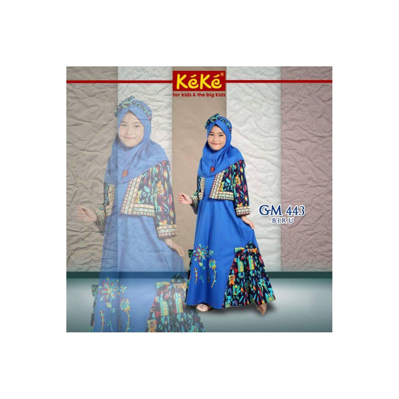 Gamis Anak merk Keke Ukuran 12 diskon 20{55e037da9a70d2f692182bf73e9ad7c46940d20c7297ef2687c837f7bdb7b002}