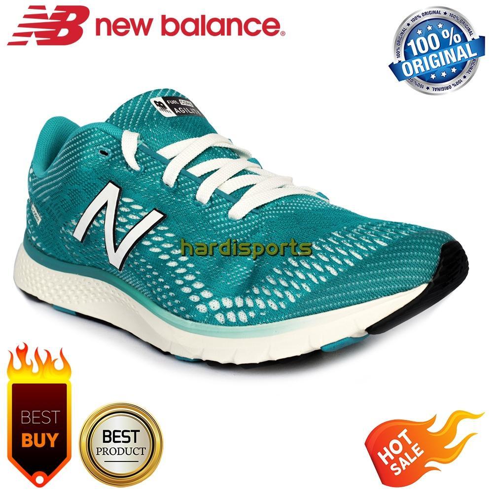 Sepatu Running Wanita  New Balance Fuel Core Agility v2 WXAGLPM2 - Blue