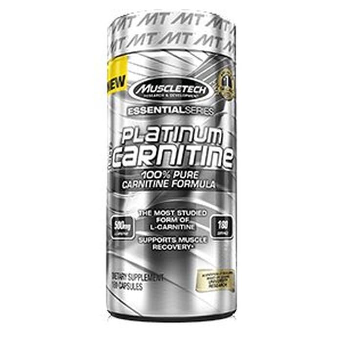 Platinum Carnitine 180Caps Muscletech - WFBgvY