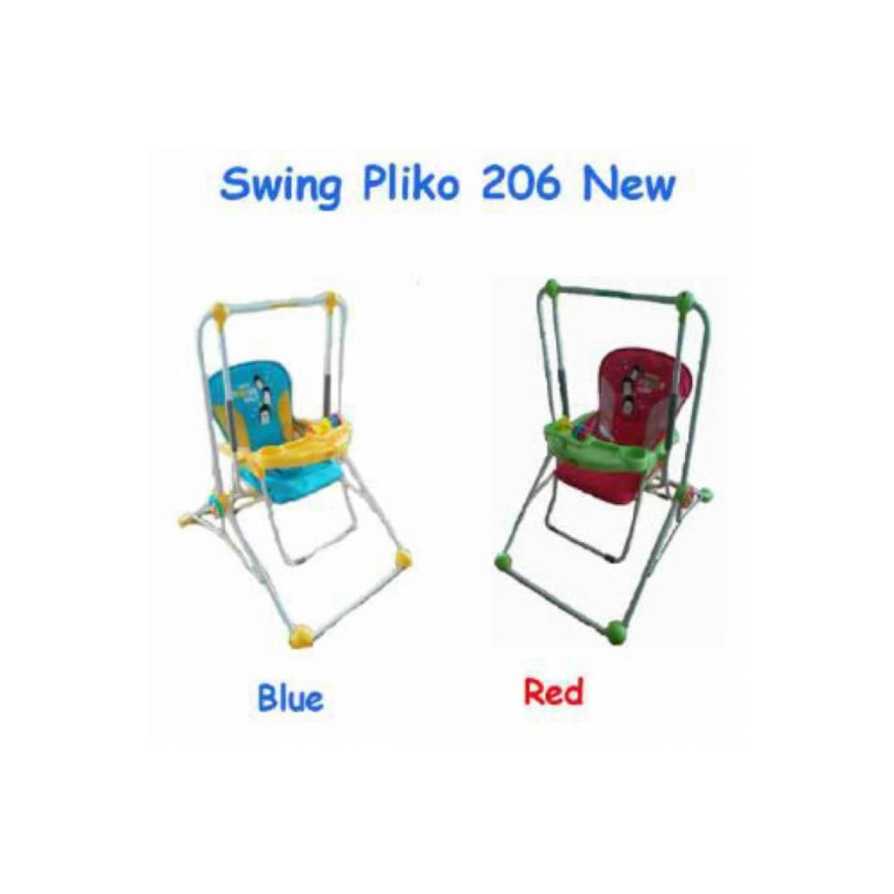 Swing Pliko 206 Bangku Kursi Ayun Bayi Kursi Makan Goyang Bayi Murah