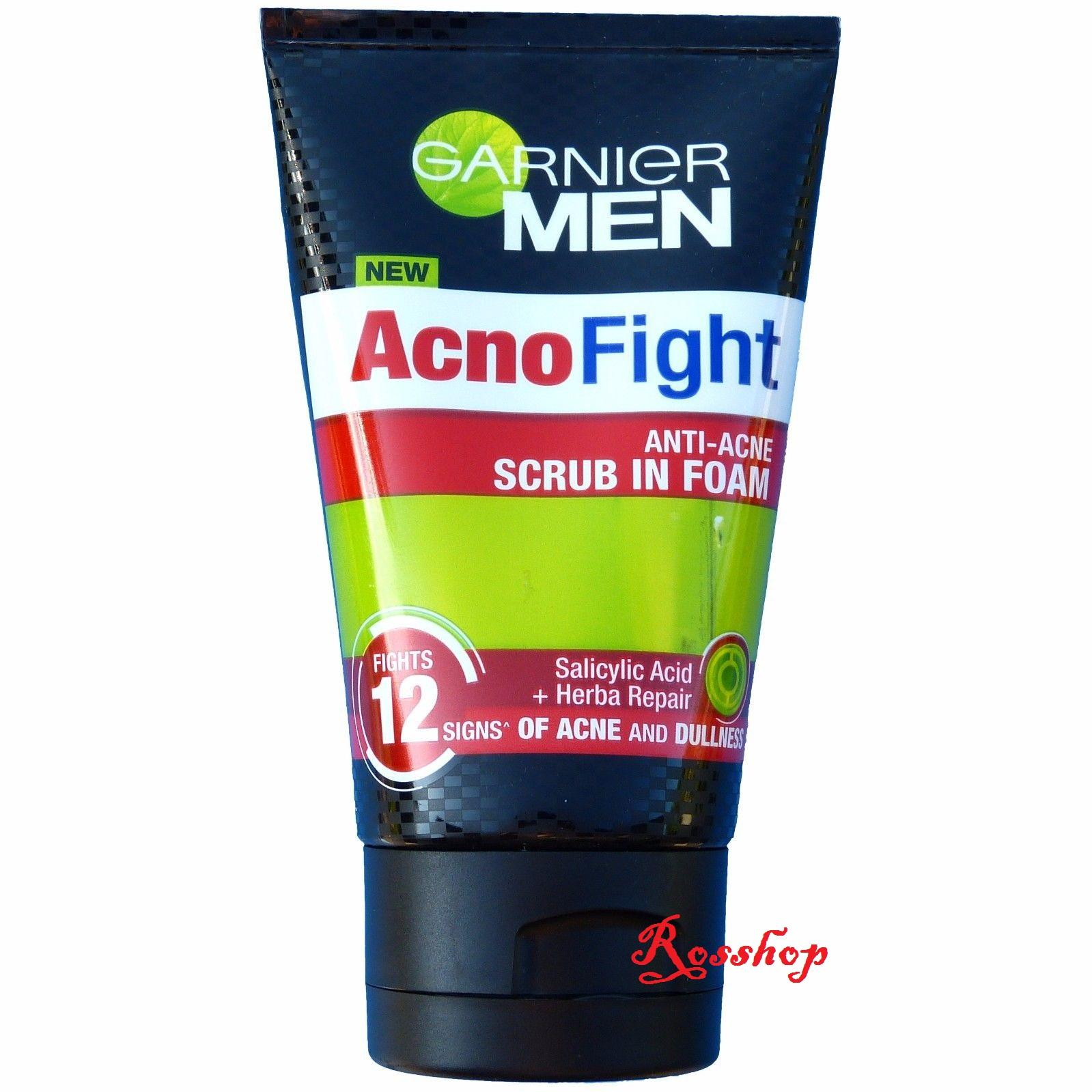 Garnier Men Acno Fight 12 in 1 Foam - 50 ml