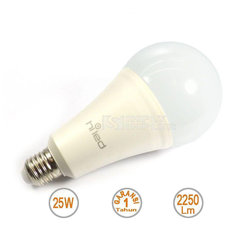 Bulb 220V 9W White Non Dimmable – Garansi 24 Bulan. Rp85.