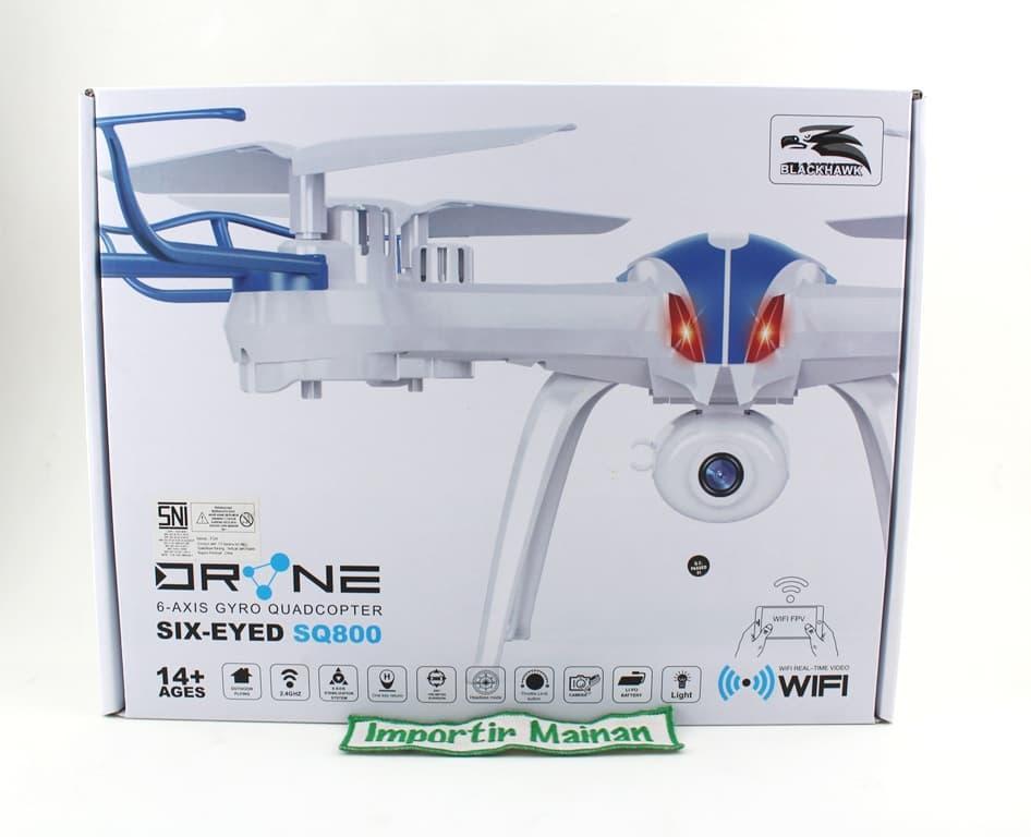 Gansatoy rc drone SQ800W kamera wifi FPV headless mode V visuo xs809hw X52HD mp imp 121