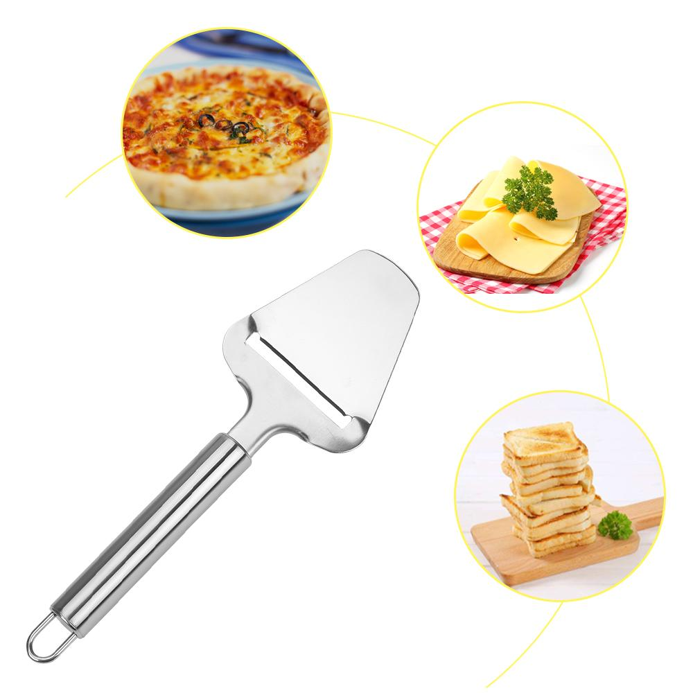 Kitchen Tools Stainless Steel Cheese Grater Cutter 1PC Cake Butter Plane Slicer Kitchen