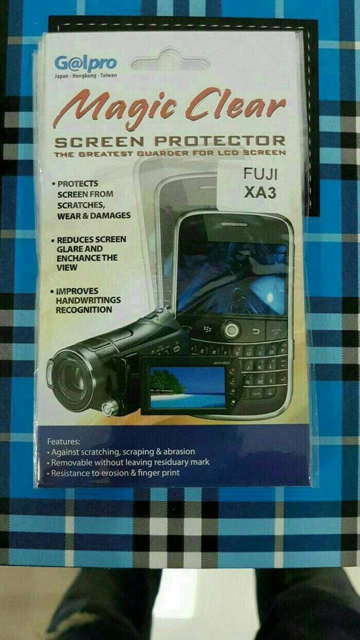 Ready!!! Anti Gores Kamera Fujifilm Xt1 U002Fxt10 U002Fxa2 U002Fxa3 - ready stock