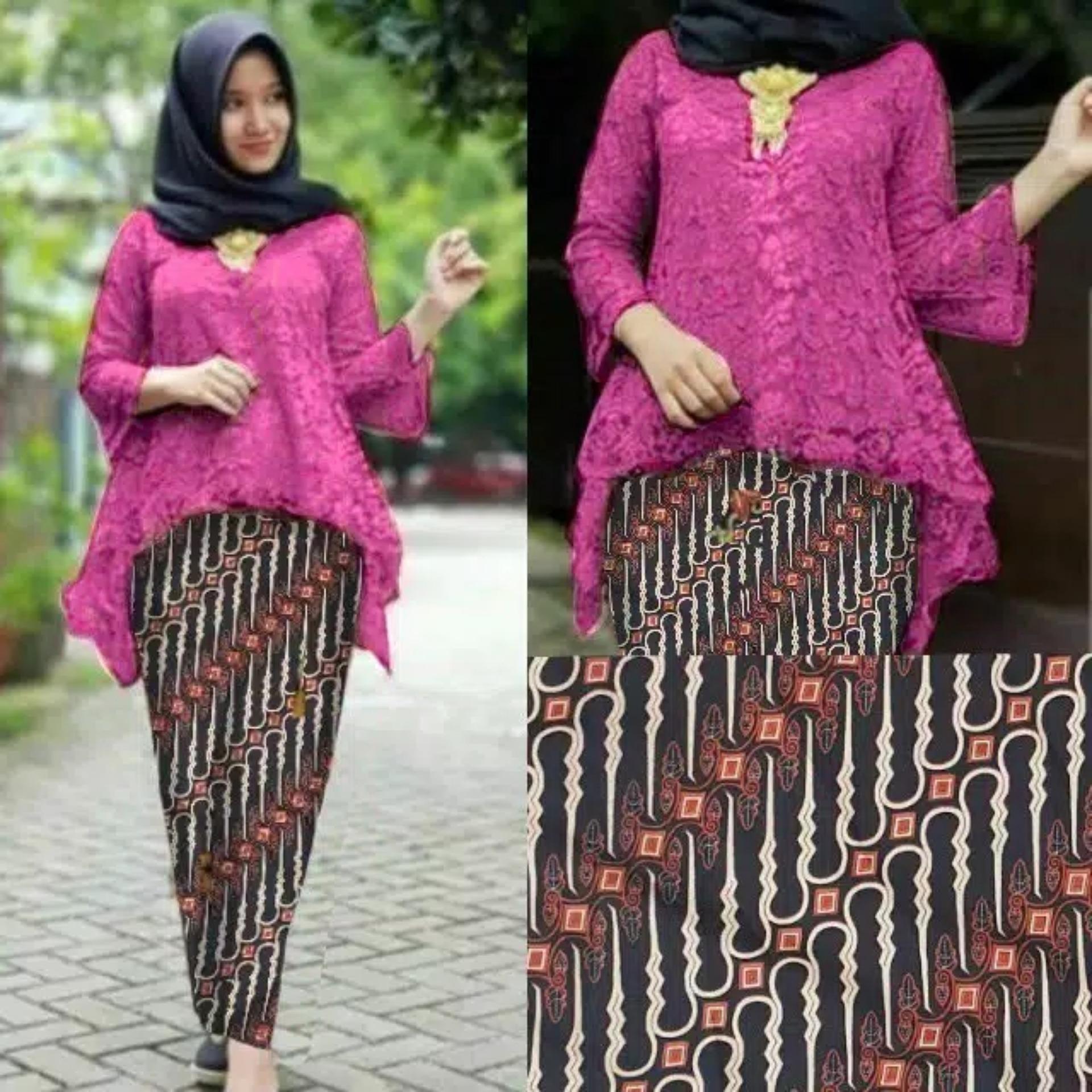 Jakstore Baju SETELAN atasan dan bawahan Setelan Blouse Kemeja wanita Long Dress Maxy Long Dress Wanita Gaun Panjang Gaun Wanita Tunik Wanita