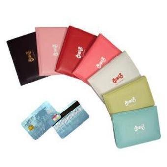 Pencarian Termurah Dompet kartu nama / atm Pita - Card Guard Wallet Dompet Kartu Nama / Aluma Wallet / Credit Card Holder / Organizer / Guard (kartu kredit, ...