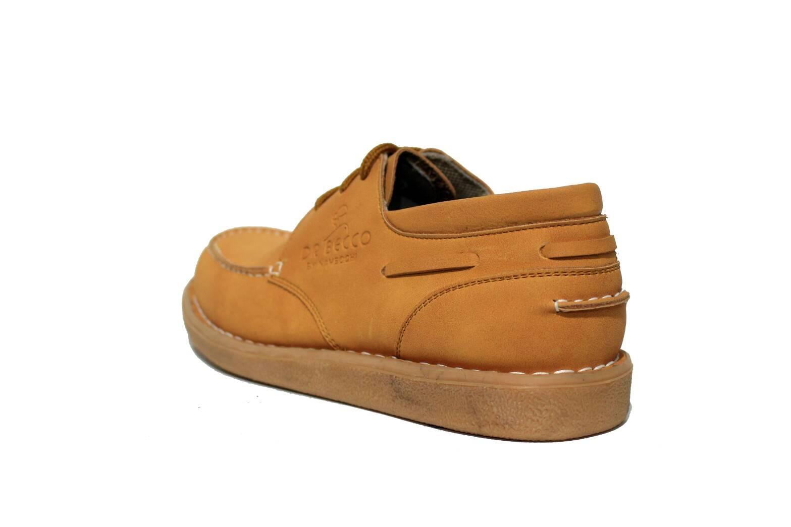 Sepatu Boots Kulit Pria Original Dr.Becco - Sepatu Boots Pendek- Dr.Becco zapato
