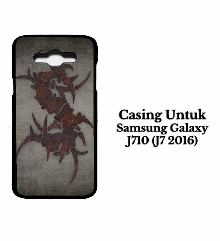 Casing SAMSUNG J7 2016 sepultura dark Hardcase Custom Case Se7enstores