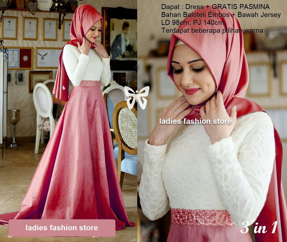 Jual Baju Muslim Wanita Ladies Fashion Terbaru Lazada Co Id