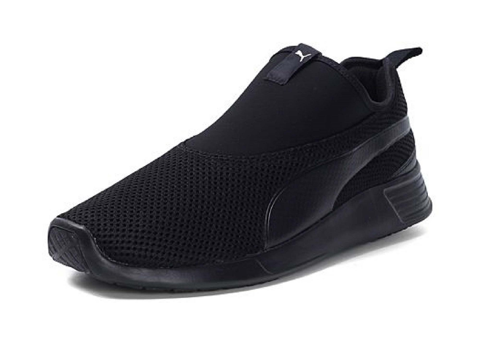 Puma sepatu training ST trainer Evo 2 slip on - 36374101 - hitam 96a66d6011