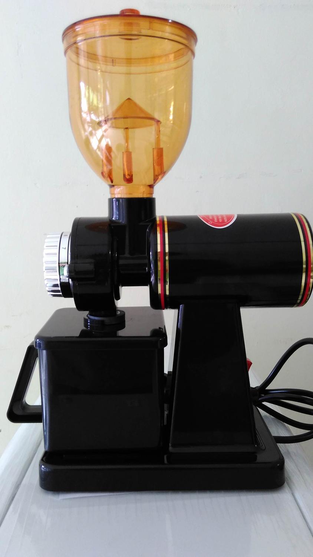 Mesin Kopi Aksesoris Oxone Ox 212 Series Ii Coffee And Tea Maker Grinder Penggiling N 600 Black