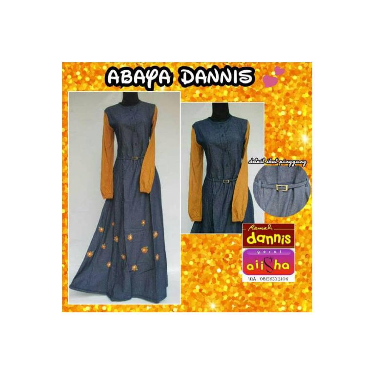 Abaya Dannis XL