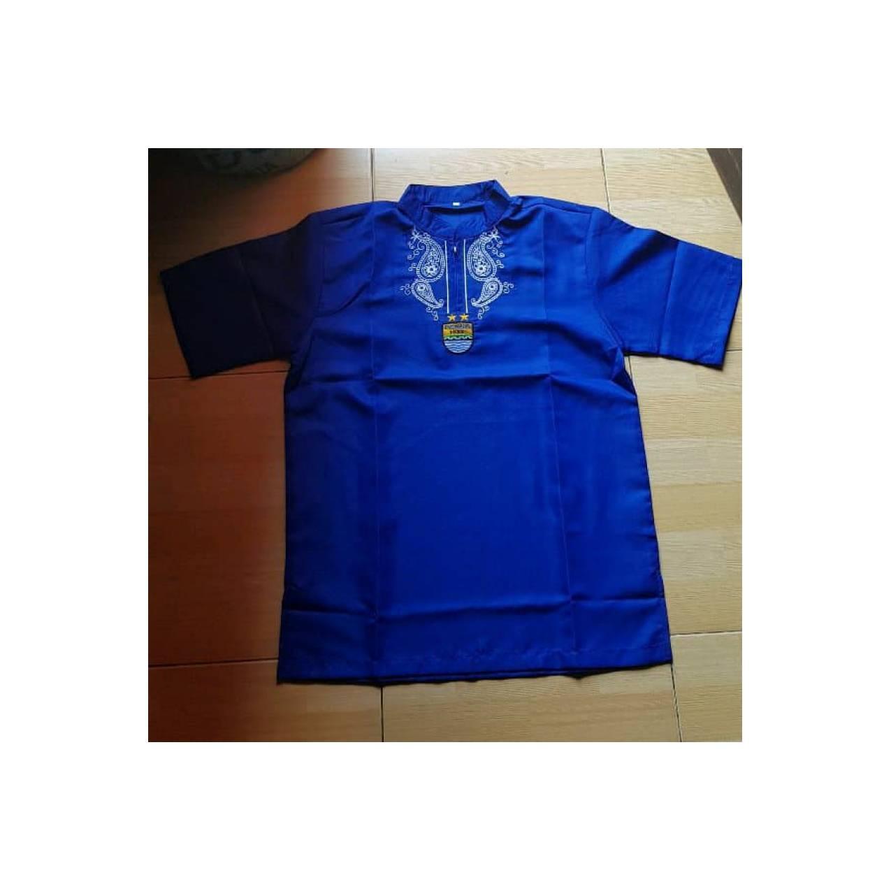 NEW ARRIVAL Kemeja Koko Jersey Persib Bandung