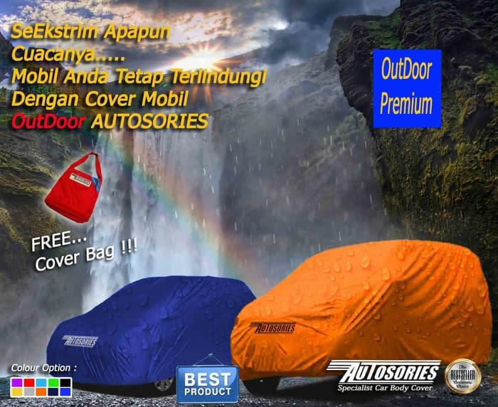 Cover Mobil Trax / Chevrolet Trax / Premium OutDoor / Warna Polos