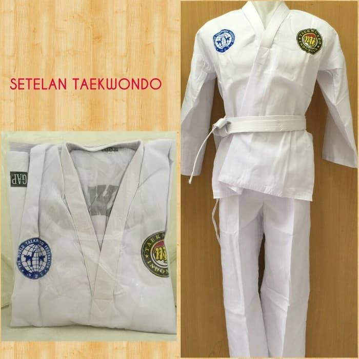 BAJU TAEKWONDO GAP ANAK JUNIOR - ORIGINAL