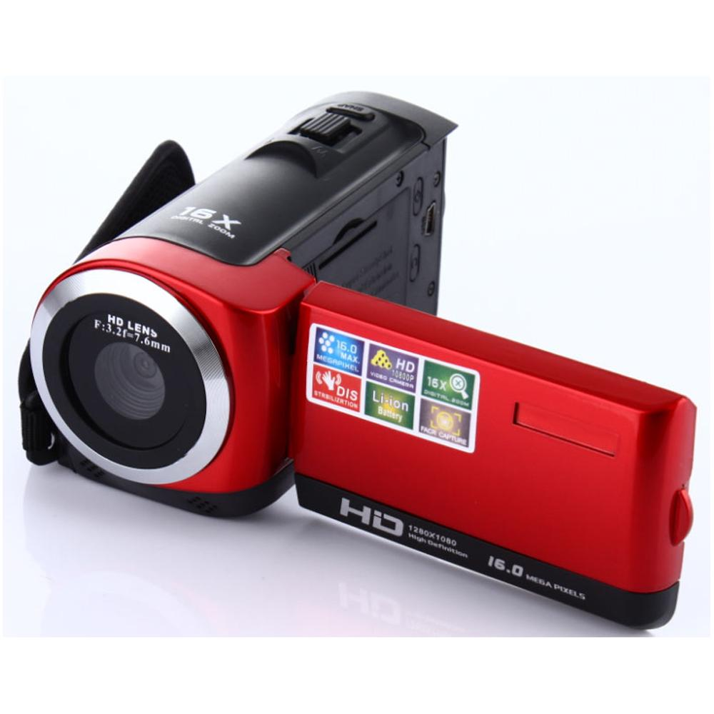 2,7 Inci Camcorder Kamera Video Tft Lcd Hd 720p 16mp Digital Video Camcorder Kamera Dv Dvr Uk Au Us Eu Plug Camescope By Kingson Inc.