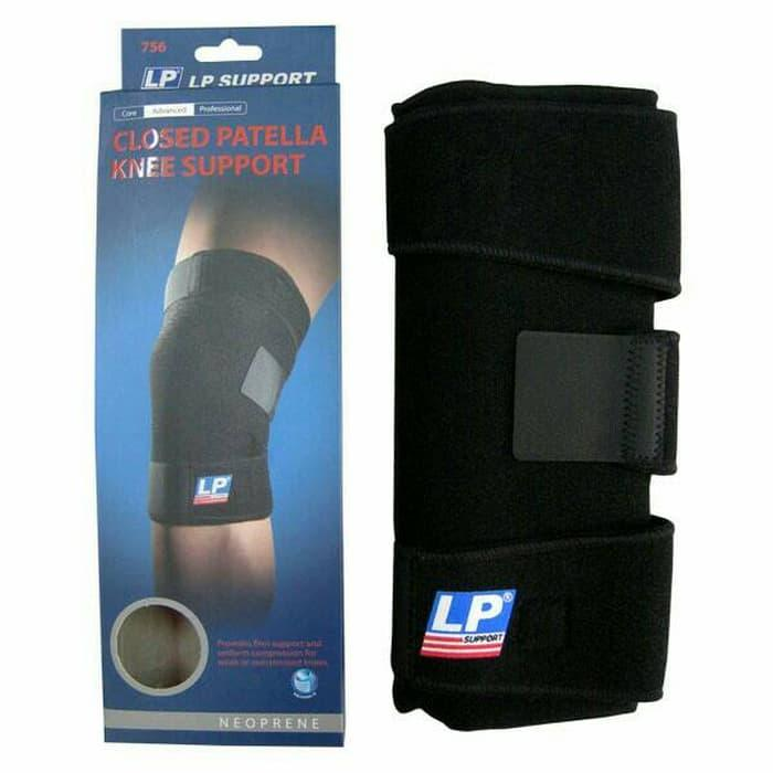 Spotec Versatile Sepatu Taekwondo White Blue Black. Source · Knee Support Closed Patella with Velcro