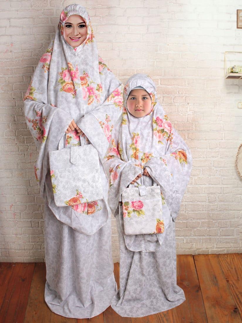 3ff51f1b616bf325342f2ec139f3a6bf Mukena Ibu Anak Terbaru lengkap dengan Harganya untuk minggu ini