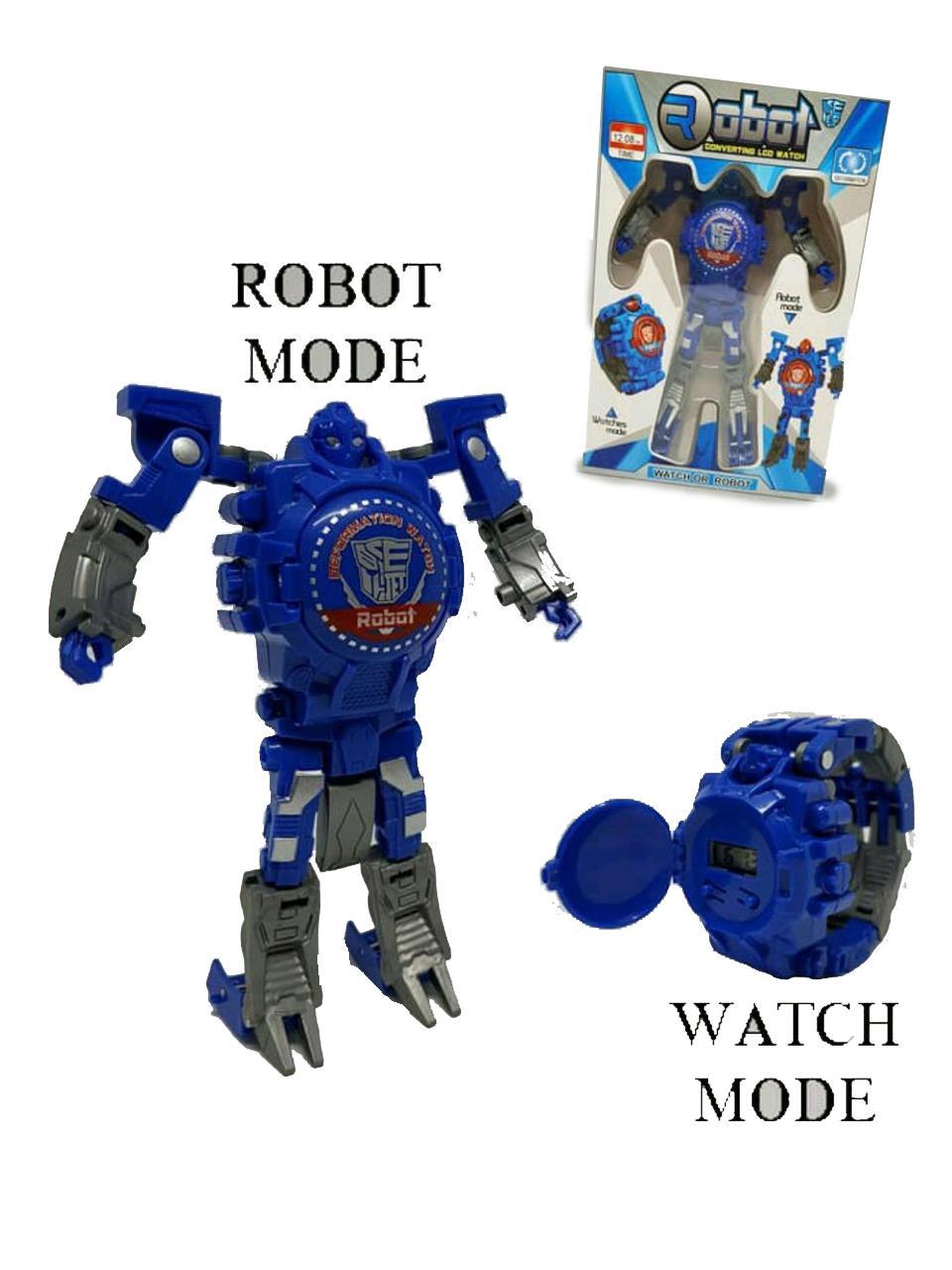 Jam Tangan Robot Transformer - Jam Tangan Anak Transformer - Jam Tangan Anak Terbaru