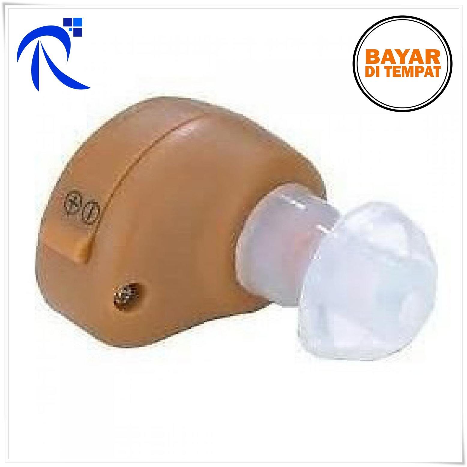 Axon V168 Alat Bantu Dengar Mini Kecil Hearing Aid Telinga Tuli Tipe Source Rimas Earbud K80
