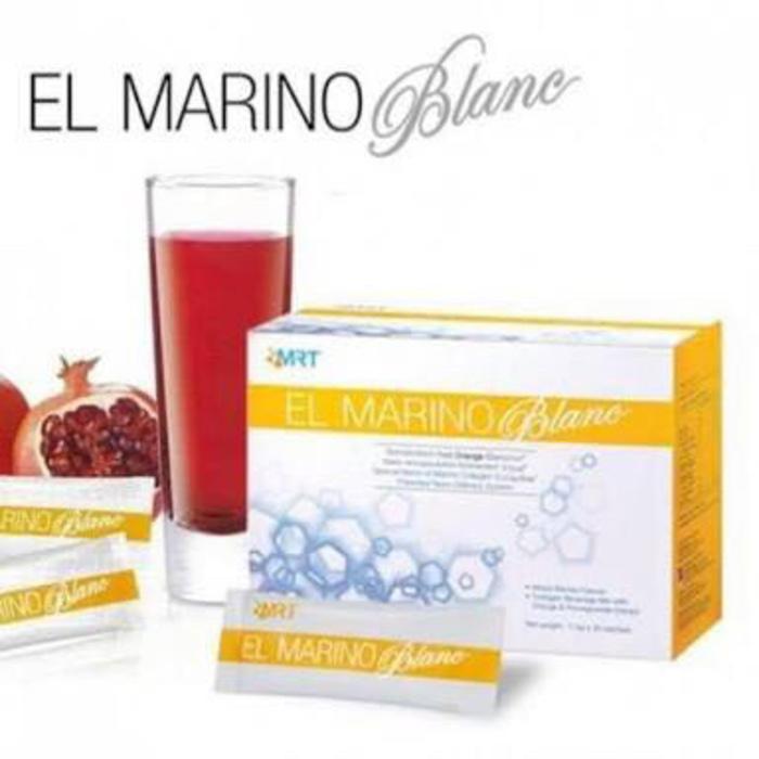 Elken El Marino Blanc (30 sachets)