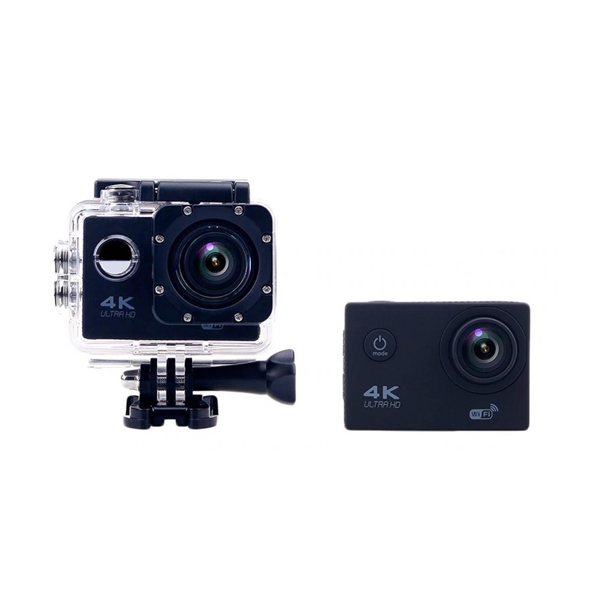 Kamera Kogan Terbaru Termurah Hot Deals Action Camera 4k Nv Ultrahd 16mp Putih Wifi Gopro Sports
