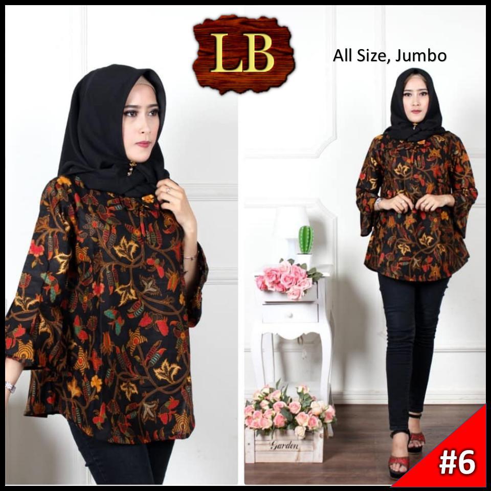 Katalog Harga Atasan Batik Wanita Elegan 2018 Batik Indonesia