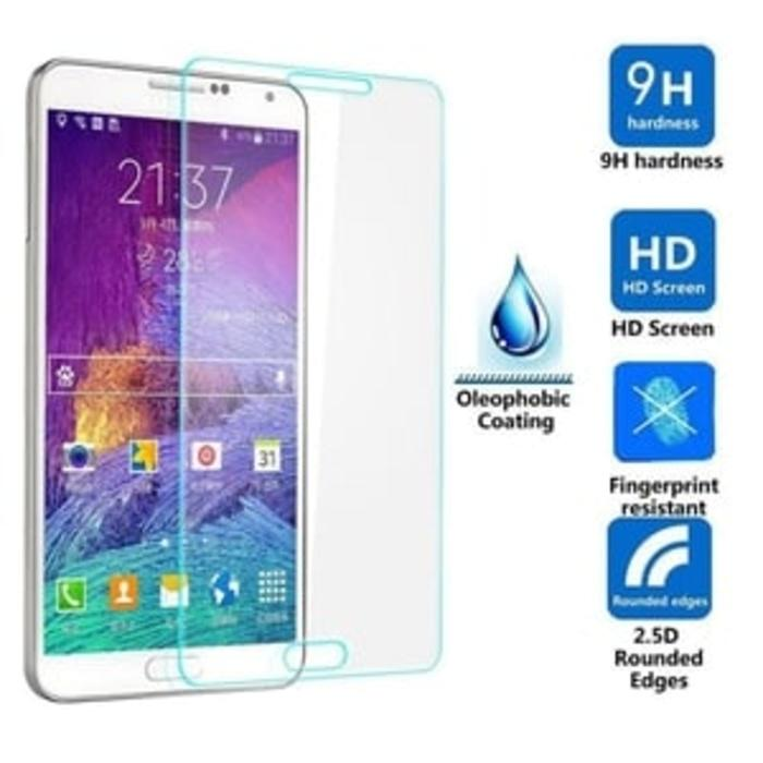 Tempered Glass Vivo Y53 2017 - Clear