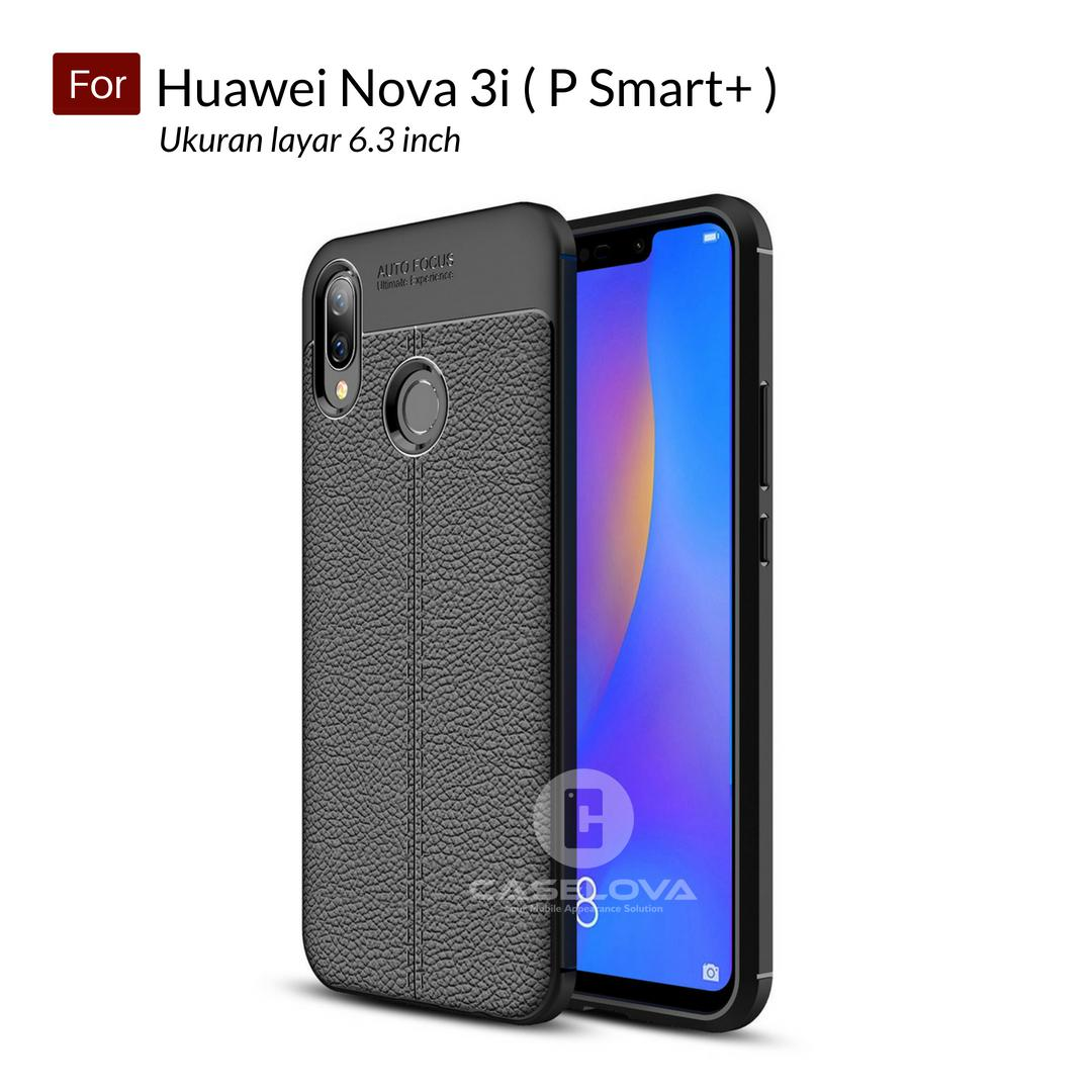 Caselova Ultimate Experience Shockproof Premium Quality Hybrid Case For Huawei Nova 3i ( P Smart+ )