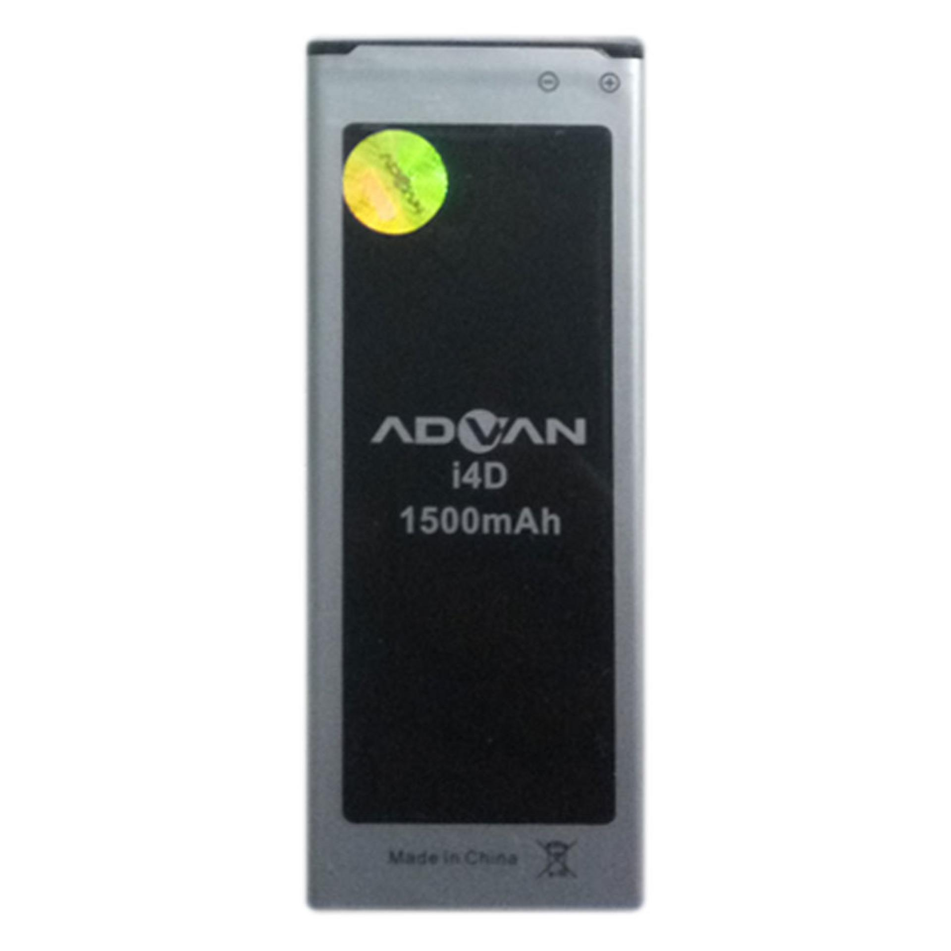 Advan Original Battery - Baterai Original Advan i4D - 1500 mAh