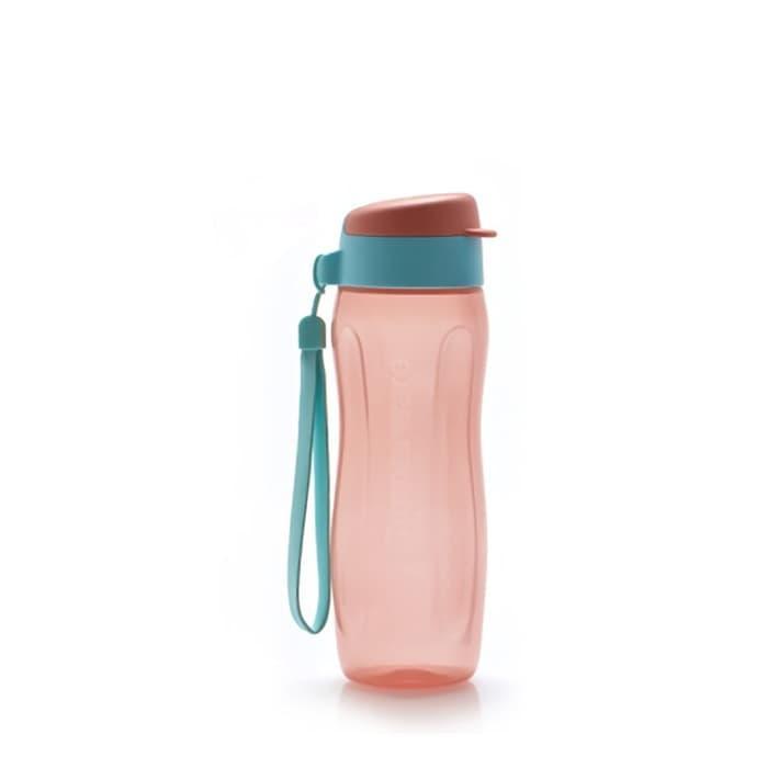 eco 500ml free strap botol minum tupperware 500ml